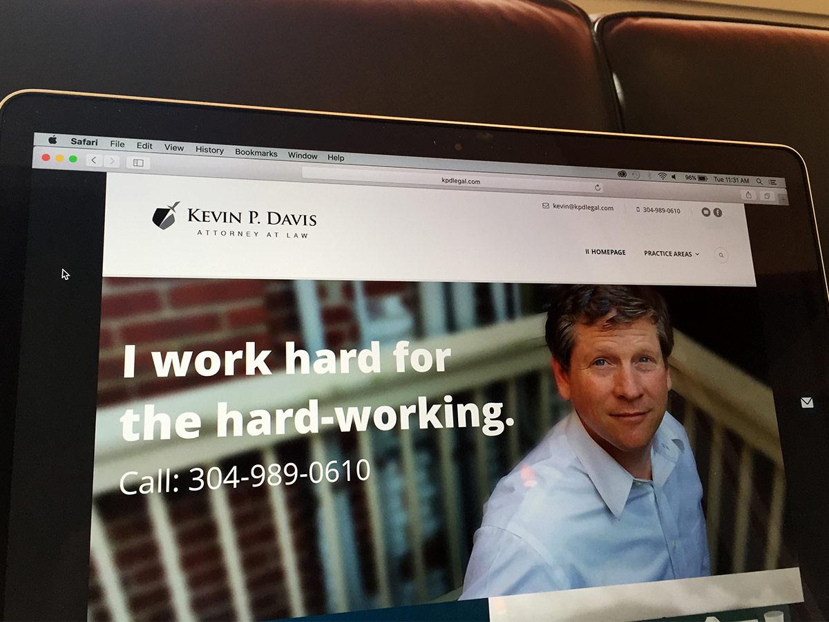 kevin paul davis website